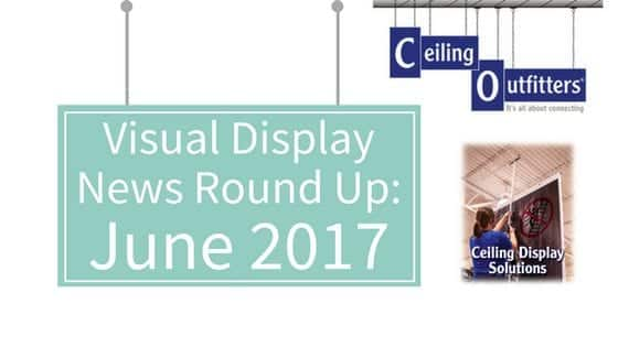 Visual Display News Roundup