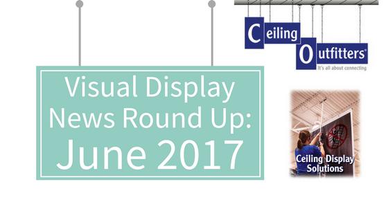 Visual Display News Roundup