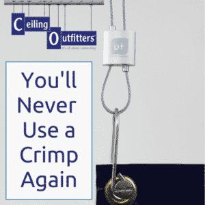 You'll Never Use A Crimp Again