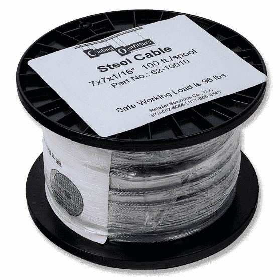 Steel Cable – 1/16 inch