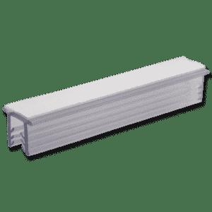 E-Z Grip 3-in. Insert for Elliptical Aluminum Banner Hanger