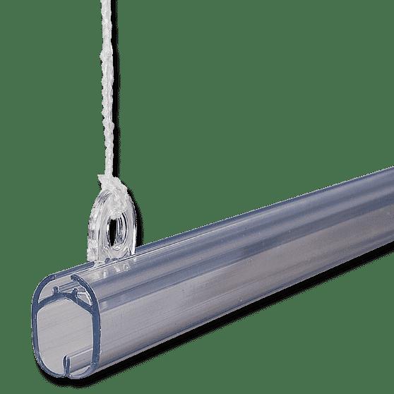 E-Z Elliptical Plastic Banner Hanger
