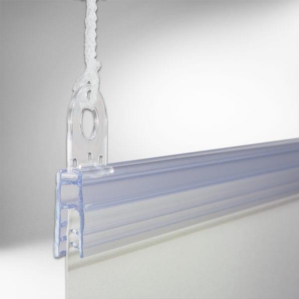 Plastic E-Z Banner Hanger