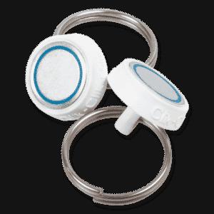 Round ClikMagnet Blue